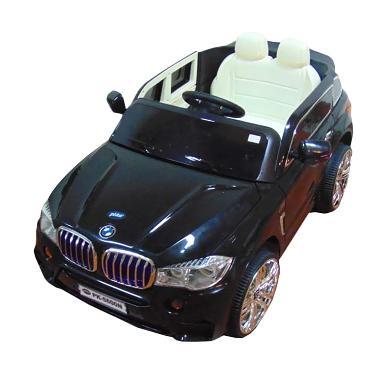 Pliko PK 5600 BMW X5 Mainan Anak - Black