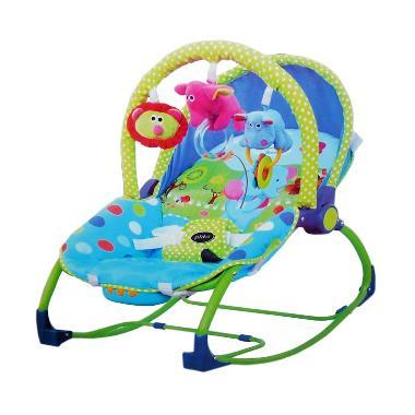 Pliko Rocking Chair Hammock 308 Elephant Tempat Tidur Bayi