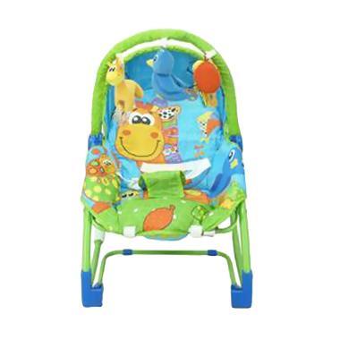 Pliko Rocking Chair Hammock 308 Giraffe Tempat Tidur Bayi