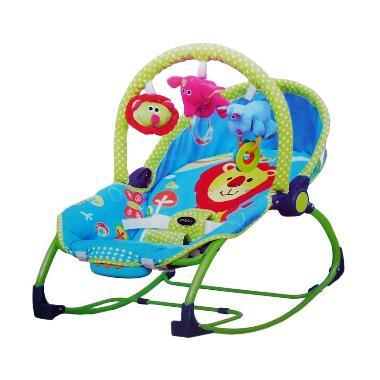Pliko Rocking Chair Hammock 308 Lion Tempat Tidur Bayi