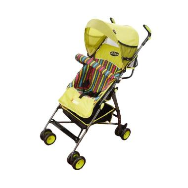 Pliko Stroller Buggy Winner Light Green Kereta Dorong Bayi