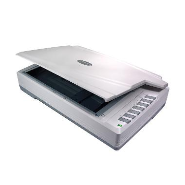 harga Plustek A320L Flatbed Scanner - White [A3/8,5 Detik per Lembar] Blibli.com