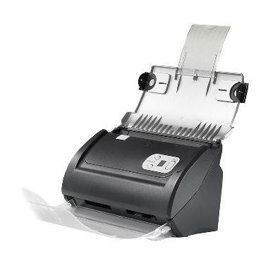 Plustek ADF PS286 Plus Otomatis Scanner [Folio/F4/25 Lembar per Menit]