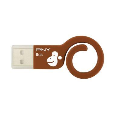 Jual PNY USB2.0 Flash Disk Rubber Monkey Tail [8 GB] Harga Rp 82900. Beli Sekarang dan Dapatkan Diskonnya.