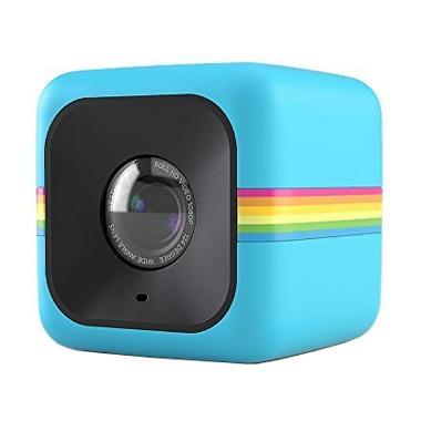 Polaroid Cube+ HD Biru Action Camera