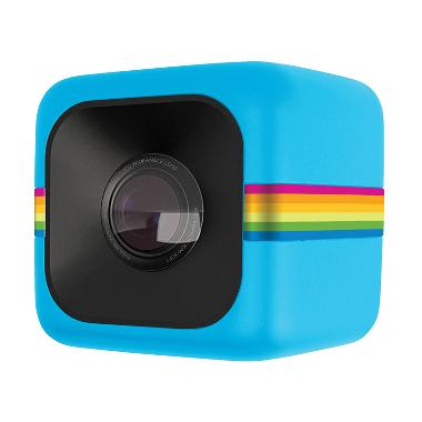 Polaroid Cube Action Cam - Blue