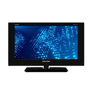 Polytron 22D1150 TV LED - Black