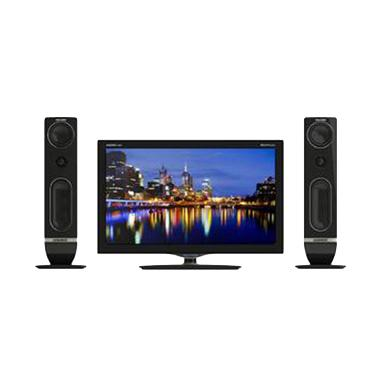 Polytron 32T1500 Black TV LED+Speaker