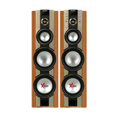 Polytron PAS 78 Brown Speaker Aktif