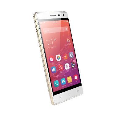 Polytron Zap 6 4G502 Smartphone - White