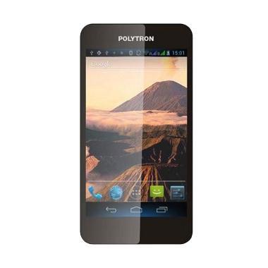 Polytron W3430 Hitam Smartphone