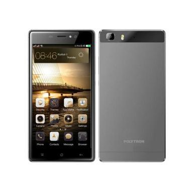 Polytron Zap6 4G502 Smartphone - Grey [16GB/ 2GB]