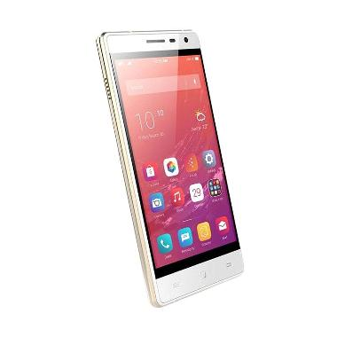 Polytron Zap6 4G502 Smartphone - White Gold [16GB/ 2GB]