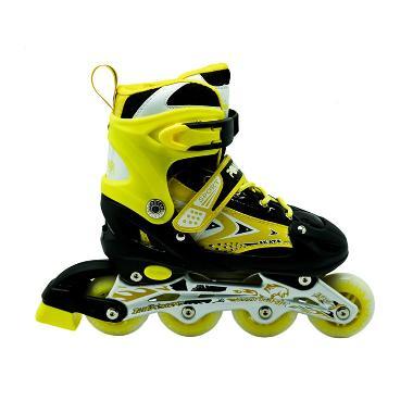 Power Line Sepatu Roda Inline Skate - Kuning