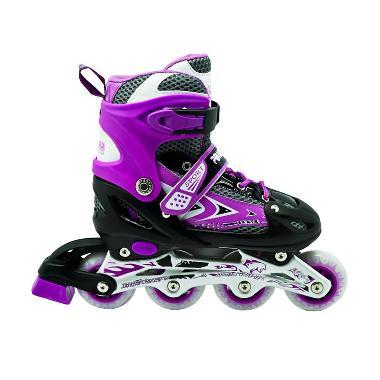 Power Line Sepatu Roda Inline Skate - Ungu