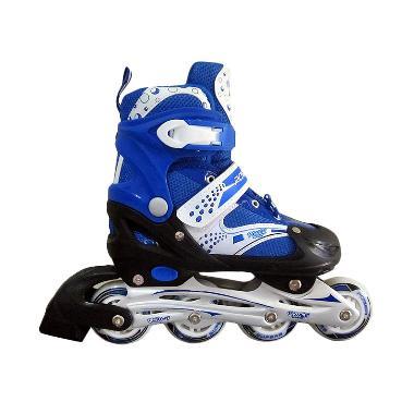 Power Superb Inline Skate Sepatu Roda - Biru
