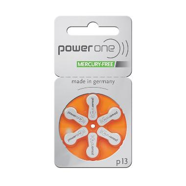 Powerone Baterai ALat Bantu Dengar Beurer HA20