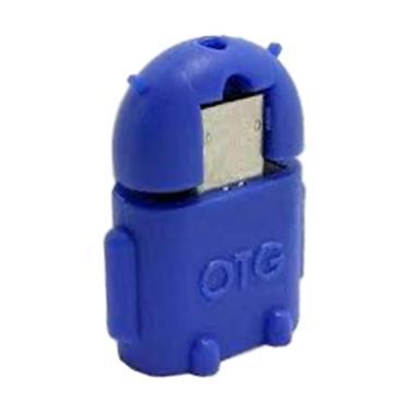 Premium Robot Blue OTG Adapter