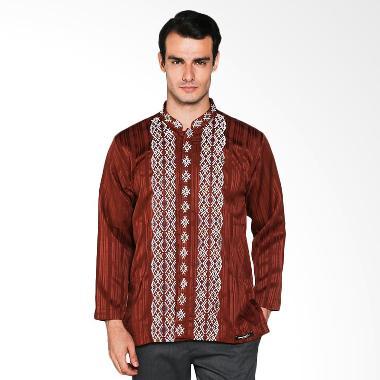 Preview by Itang Yunasz Ardavan Koko K.58/015 Baju Koko - Merah Bata