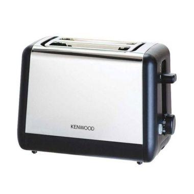 Kenwood TTM320 2 SL Compact ST/STL Silver Toaster Pemanggang Roti