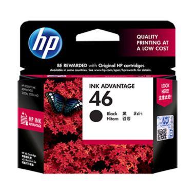 HP 46 Black Tinta Printer           ...