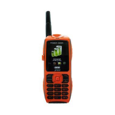 Prince PC-9000 Handphone - Orange [Triple SIM/10000 mAh]