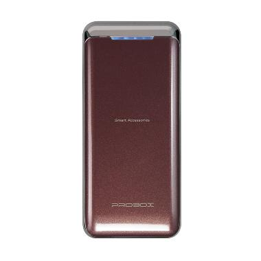 Probox HE1.52U1 Powerbank - Coklat [5200 mAh]