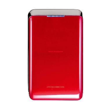 Probox HE1.78U2 Powerbank - Merah [7800 mAh]