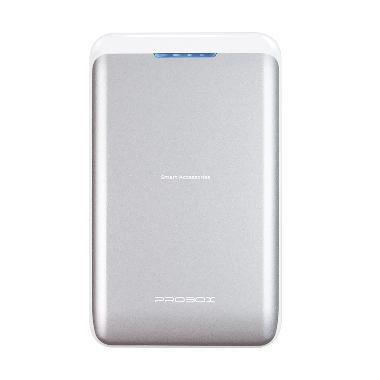 Probox HE1.78U2 Powerbank - Silver [7800 mAh]