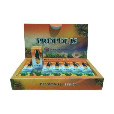 Propolis Diamond Lite 20 Original Suplemen [1 Box]