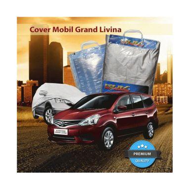 RUV Silver Cover Mobil for Grand Livina