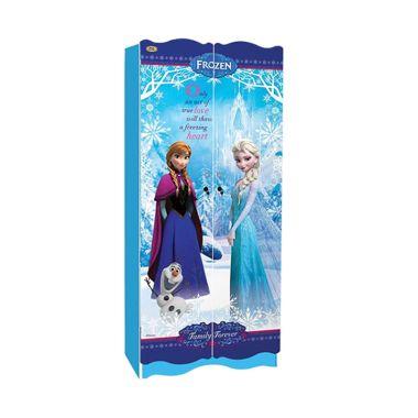 FCENTER Frozen Biru Lemari [2 Pintu ...