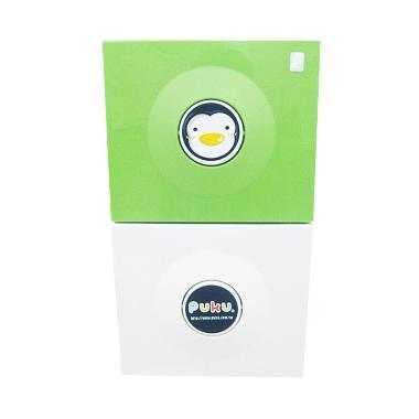 Jual Puku Duo Container Rak Bayi - Green Online - Harga ...