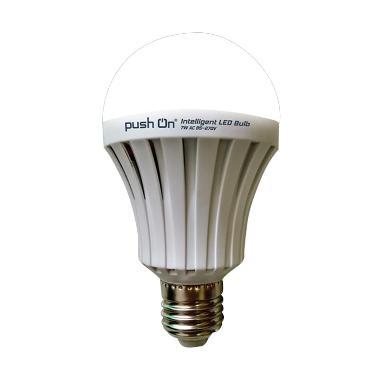 Push On Intelligent LED Bulb E27 with Emergency Lamp [5 Watt]