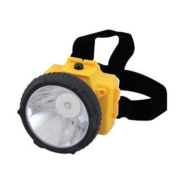 Push On LED Headlight HL-2302A Lampu Kepala