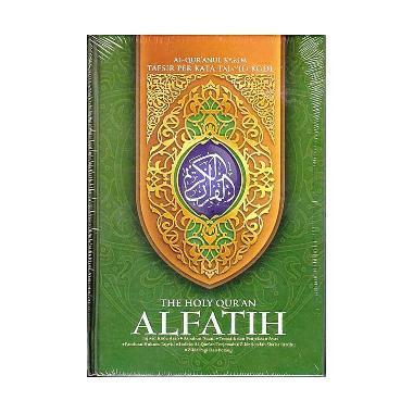 Pustaka Al Fatih B6 Al Quran Terjem ... a dan Tajwid Kode - Hijau