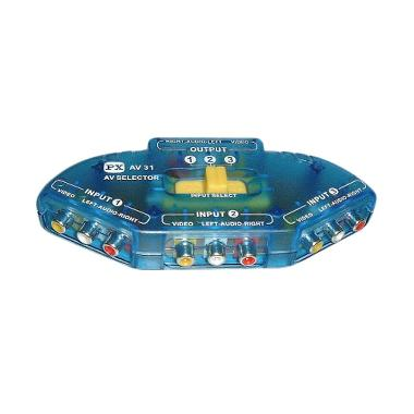 harga PX AV 31 Audio Video Selector - strglt Blibli.com