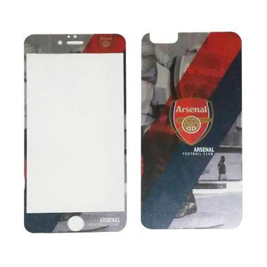 QCF Arsenal Tempered Glass Motif Cu ...  Gores Kaca / Temper Kaca