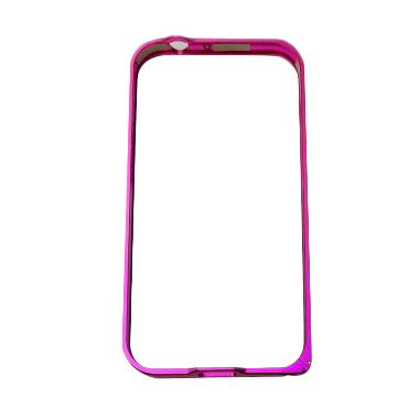 VR Bumper Casing for Samsung Galaxy E5 E500 - Pink