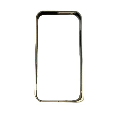 VR Bumper Casing for Samsung Galaxy E5 E500 - Silver