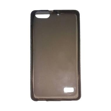 QCF Softcase Casing for Huawei Honor 4C - Hitam