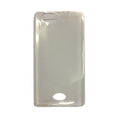 QCF Softcase Casing for OPPO Neo 5 A31T - Transparant