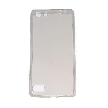 QCF Ultrathin Softshell Oppo Neo 7 A33T - Transparan