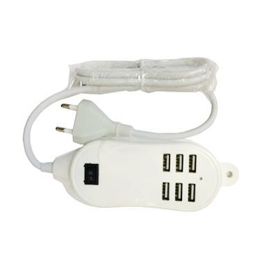 QCF USB Colokan Listrik [6 Port]