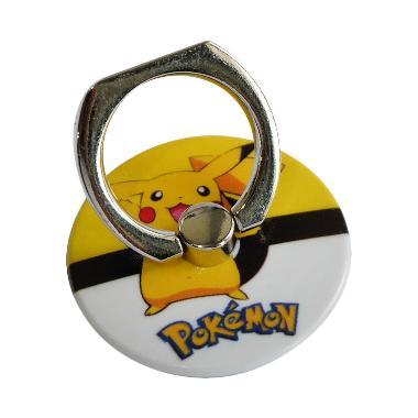 QCF Ring Standing iRing Pokemon Versi 10 Phone Holder