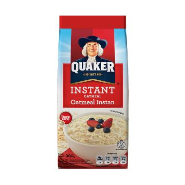 Quaker Instant Oatmeal [200 g/3 pcs]