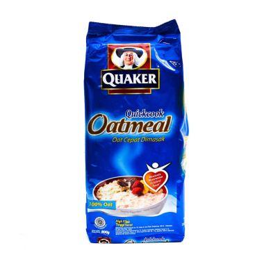 Jual Sereal Oatmeal Quaker Harga Baru Januari 2019 Blibli Com