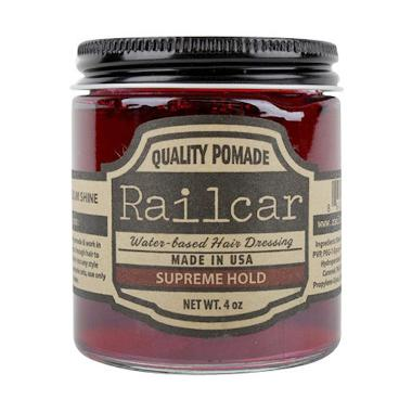 HEMAT..!!! Railcar Supreme Hold Pomade [4oz]