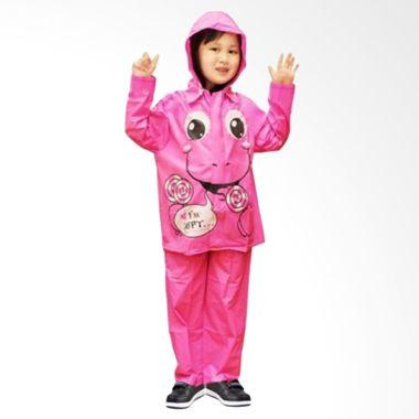 Jual Rainwear Kido Pink Set Jas Hujan Online