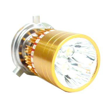 Raja Motor DOH9052 LED H4 Lampu Depan - Super White [12 V/35 W]